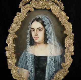 Las Mujeres de Rosas, representaciones literarias y modelos iconográficos.