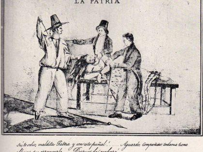 Los cuerpos lacerados: iconografía y archivos judiciales. Buenos Aires 1830-1852.
