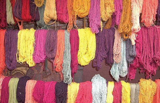 Sustentabilidad: Los nuevos paradigmas en el campo textil actual y el rol del diseñador textil en un nuevo escenario social