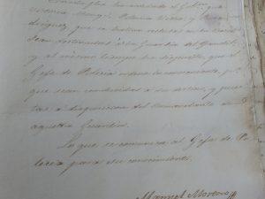 FUENTES PARA RECONSTRUIR LAS PRESCRIPCIONES SOCIALES. BUENOS AIRES 1800-1830.